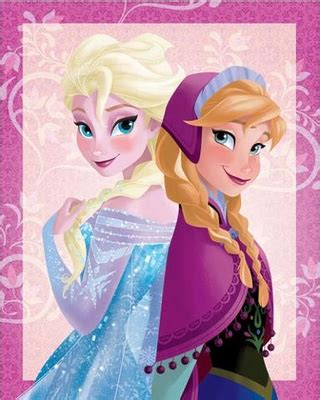 Memorial day shopping deals on disney frozen elsa and anna canvas wall art 20 quot x 30 quot