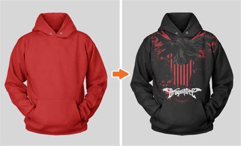 hoodie design mockup stringless pullover hoodie mockup template by go media