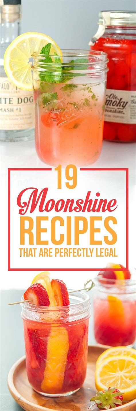 100 flavored moonshine recipes on pinterest apple pie