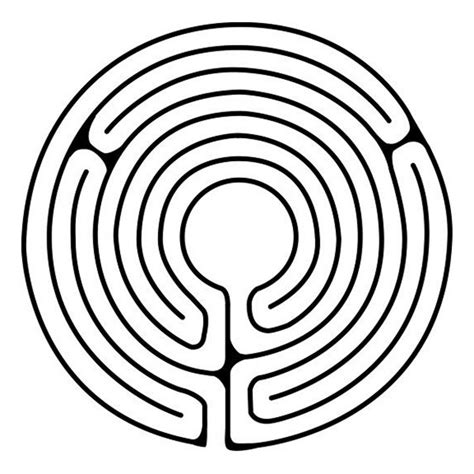 printable labyrinth maze pin printable finger labyrinth patterns on pinterest
