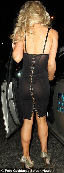 Emma Rigby Celebrates Turning 21 In Sheer Agent
