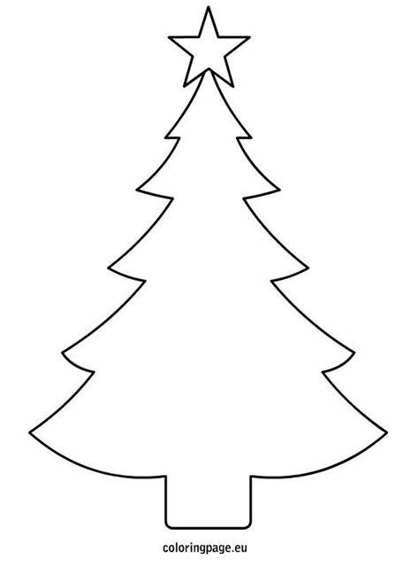christmas tree 18 in stencil tree template printable bazaar ideas pinte