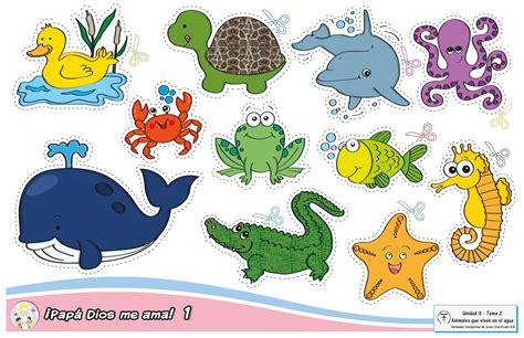 imagenes de animales que viven en el mar pap 225 dios me ama vol 1 abril 2013