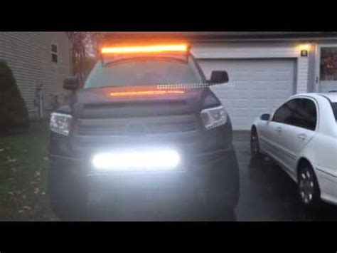 2014 Toyota Tundra Lights Not Working by 2014 Toyota Tundra Led Light Bars On Remote