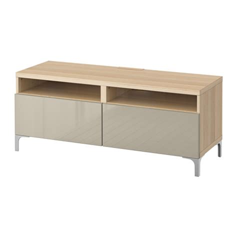 white bench with drawers best 197 tv bench with drawers white stained oak effect selsviken high gloss beige drawer runner