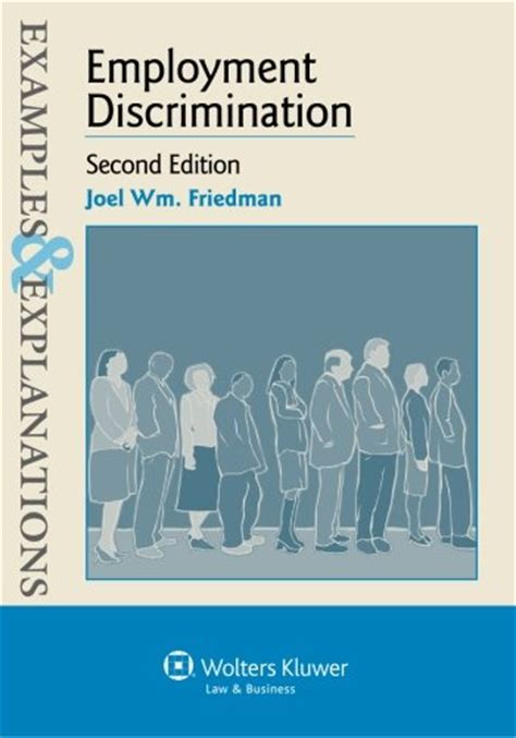 Pdf Exles Explanations Employment Discrimination Second read exles explanations employment