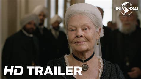 film queen victoria 2017 victoria abdul 2017 official trailer 1 universal
