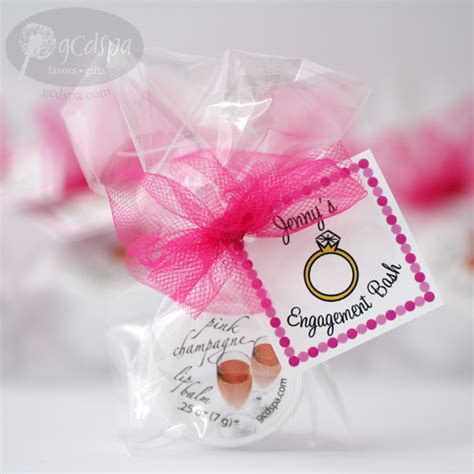 Engagement Party Giveaways - engagement party favors the favor stylist
