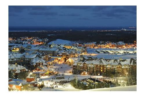 blue mountain resort deals ontario