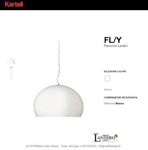 ladari shop on line illuminazione on line kartell illuminazione