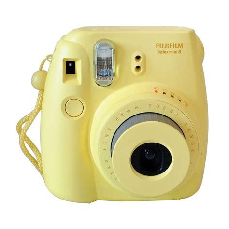 Kamera Fujifilm Instax Mini 8s Gudetama jual fujifilm instax mini 8s yellow harga kualitas terjamin blibli