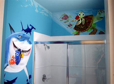 finding nemo bathroom set 10 finding nemo themed bathroom for kids house design