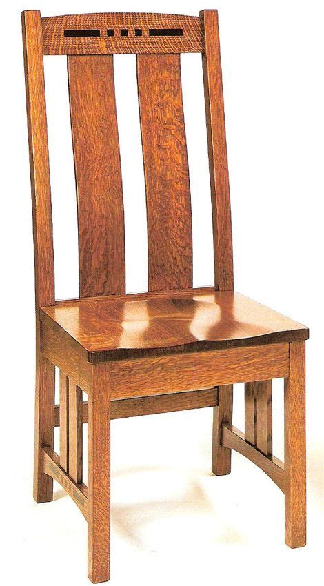 140 Best Images About Craftsman Style Chairs On Pinterest Craftsman Style Dining Chairs