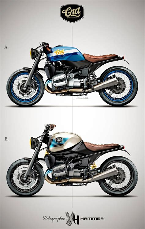bmw motorcycle scrambler crd bmw 1100r by holographic hammer bike sketches