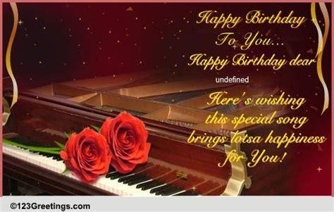 A Birthday Wish For Someone Special! Free Happy Birthday