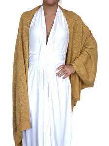Mother Daughter Wedding Gift Gold Wedding Wrap Gold Evening Shawl Winter Wedding Shawl Sheeny Scarf Blanket Scarf Yellow