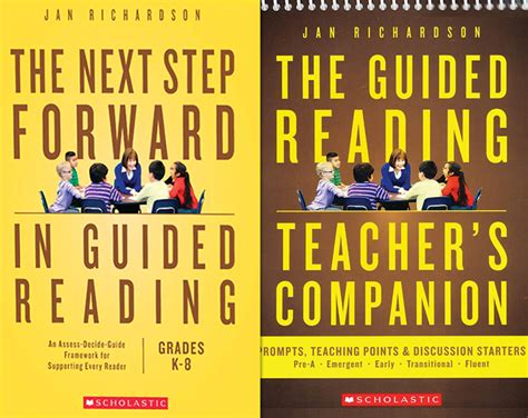 the next step forward in guided reading an assess decide guide framework for supporting every reader the next step forward in guided reading