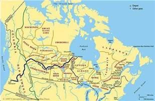 map of canada hudson bay derietlandenexposities