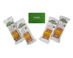 Publix Gift Card Balance Information - yummy granola snacks at publix 25 gift card giveaway really are you serious