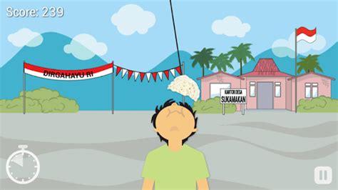 kartun gambar lomba 17 agustus makan kerupuk android apps on google play