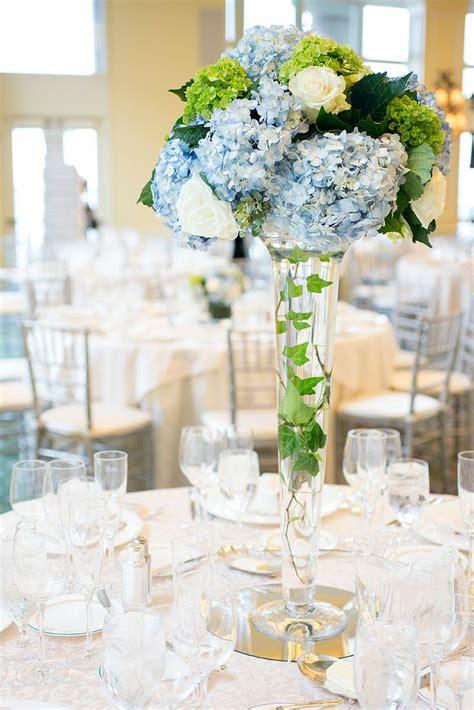 light blue wedding centerpieces blue wedding centerpieces i take you wedding venues