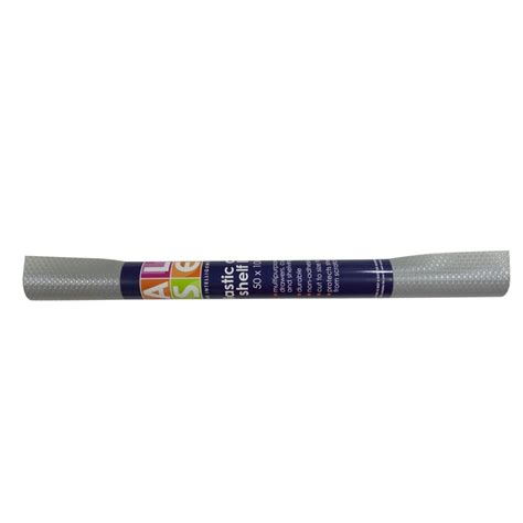 Bunnings Shelf Liner all set 50 x 100cm non slip shelf liner grey bunnings