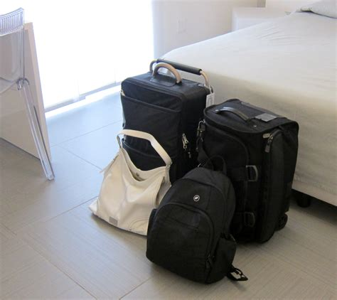 Bag Item europe 11 days one bag a personal item how i packed