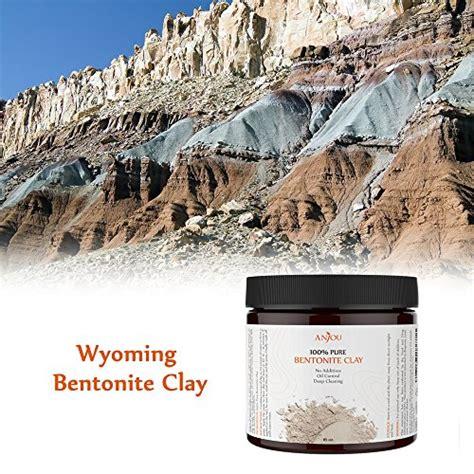 bentonite clay tattoo removal clay mask 16 oz sodium bentonite clay powder