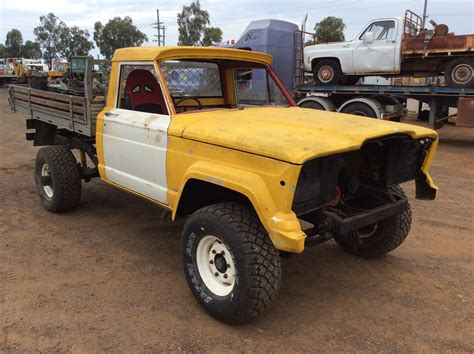 jeep cj 4x4 truck tractor parts wrecking