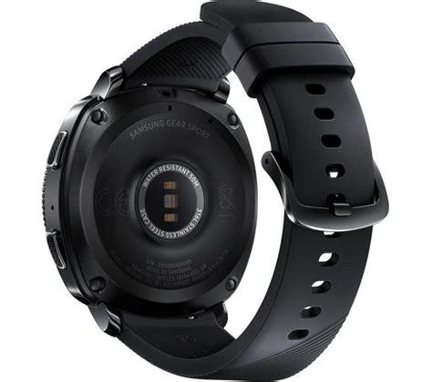 Watches Igear Black buy samsung gear sport black silicone free