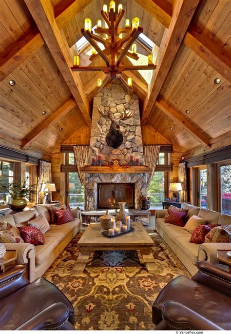 log home decor 454 best images about lodge style great rooms on pinterest