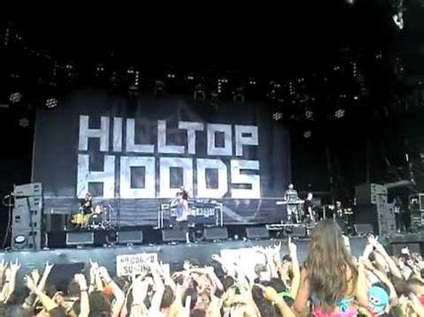 hilltop hoods nosebleed section hilltop hoods nosebleed section live youtube