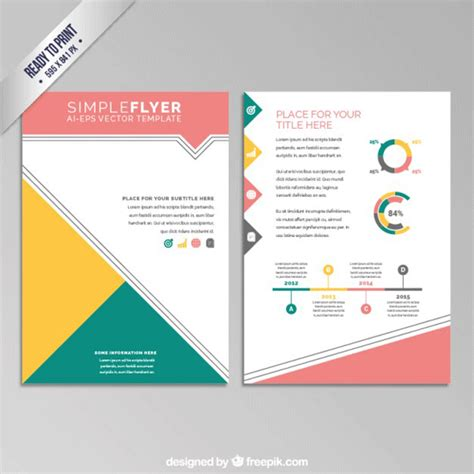 layout flyer psd free brochure psd templates doanload free now