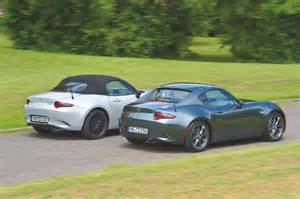 mazda mx 5 rf 2016 ride review pictures auto express