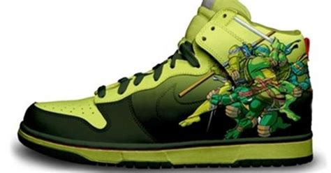 turtles shoes mutant turtle shoes just for kicks