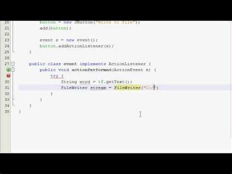 java tutorial keyboard input java gui tutorial 35 basic input output youtube