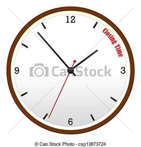 Wall Clock Art Closure Clipart Clipart Panda Free Clipart Images