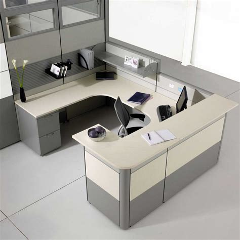 Modern Office Desk Ls by Modern Office Desk Design Office Furniture