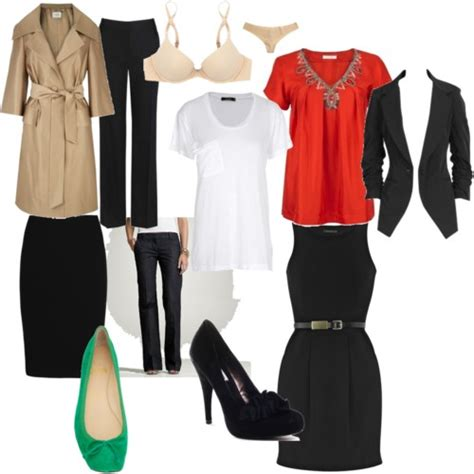 Must Wardrobe by The Basic Wardrobe Essentials For That Must For