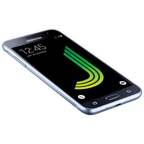 Samsung Galaxy J3 2016 Smartphone Black samsung galaxy j3 2016 8gb black sm j320fzknxef expansys italia