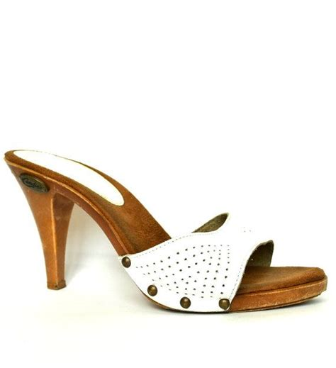 Sandal Wedges Heels Clog Wanita Vkt 420 229 best images about the closet on coats heels and pearls