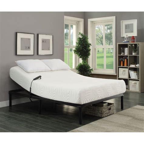 coaster full adjustable bed  ebay