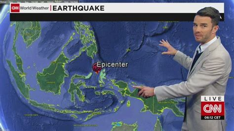 earthquake just now in indonesia usgs 7 1 magnitude earthquake strikes off indonesia cnn