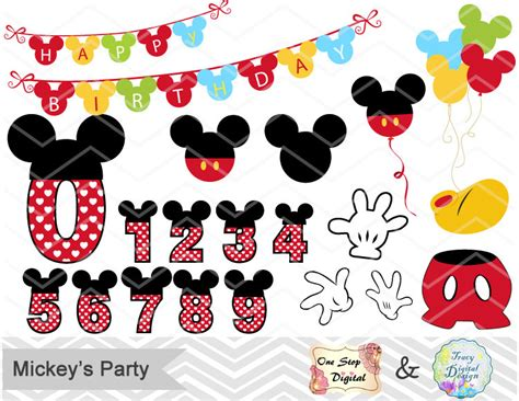 mickey mouse digital digital clipart mickey mouse pencil and in color digital