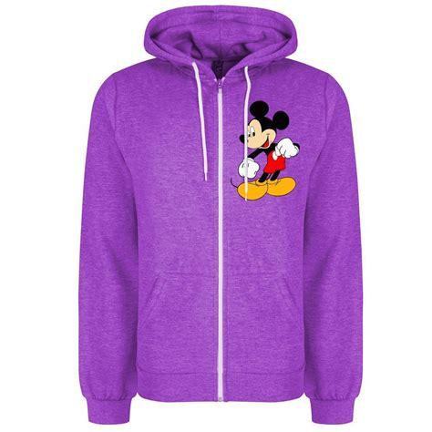 Sweatshirt Micky Mouse Comic new mickey mouse kick fleece hooded sweatshirt comics