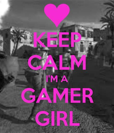 keep calm i m a gamer girl poster ivona keep calm o matic