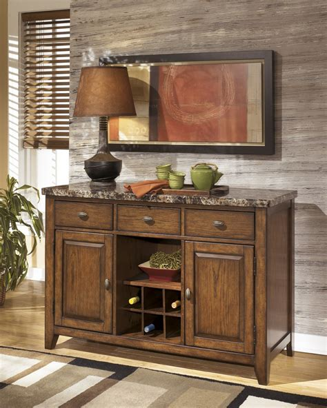 kitchen servers furniture d328 60 signature by ashley lacey dining room server