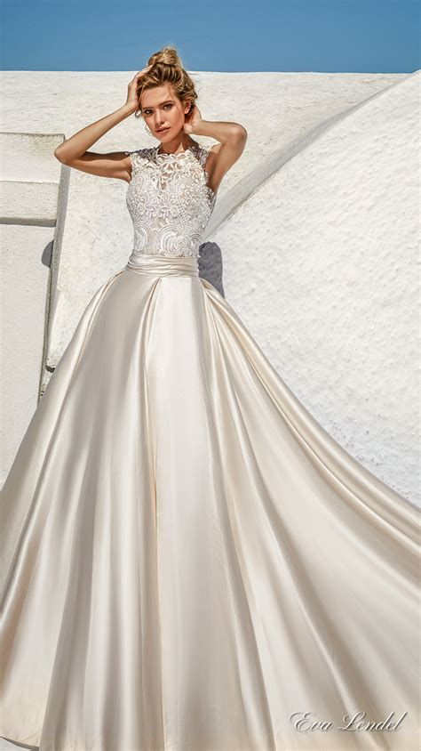 lendel 2017 wedding dresses santorini bridal
