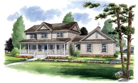 Traditional Country House Plans Traditional Country Farmhouse House Plans Traditional Farm House Traditional Farmhouse Plans
