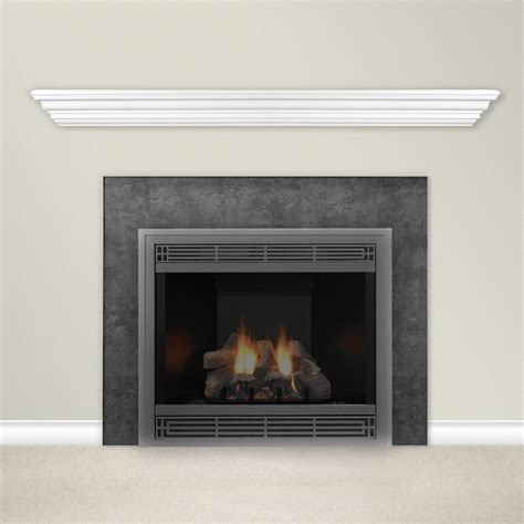 housewarmer fireplace mantel shelf reviews wayfair